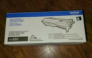 Brother TN-880 Toner Cartridge New In Box