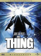 The Thing (DVD, 1998, Widescreen Collectors Edition) Kurt Russell