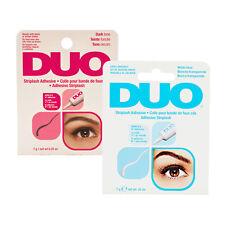 Ardell DUO Striplash Adhesive Strip Eyelash Glue WHITE / CLEAR or DARK TONE - 7g