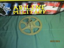 "Base for 48"" Military aluminum fiberglass mast Camouflage Net Support Spreader"