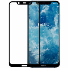 For Nokia 8.1 Full Covered Tempered Glass Screen Protector Film Lot New