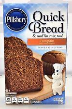 Pillsbury Pumpkin Quick Bread & Muffin Mix 14 oz