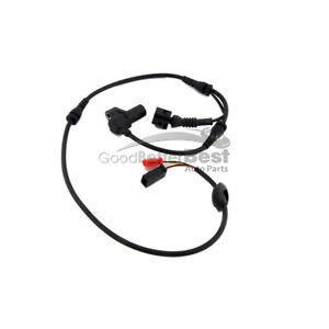 One New MTC ABS Wheel Speed Sensor Front 4833 4B0927803B for Audi for Volkswagen