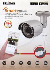 EDIMAX IC-9110W SMART HD WI-FI OUTDOOR NETWORK WIDE ANGLE CAMERA, NIGHT VISION