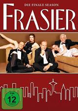 4 DVDs * FRASIER - STAFFEL / SEASON 11 ~ MB # NEU OVP =