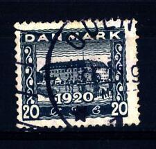 DENMARK - DANIMARCA - 1920 - Riannessione dello Schleswing settentrionale