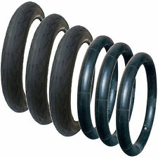 3 x Phil & Teds Vibe pushchair tyre and tube set, 300 x 55 to suit vibe only