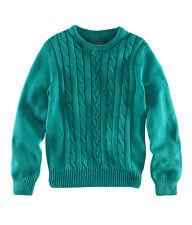 H&M  Pullover Zopfpullover  Gr. 146  - 158   2 Farben NEU