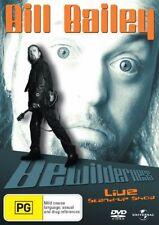 Bill Bailey - Bewilderness (DVD, 2008) live stand-up show (regions 2,4)
