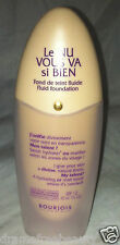 Bn Bourjois Plus Que Parfait Fluid/Liquid Spf12 Foundation *51 Vanilla* Sealed