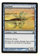 MTG 4X ** FOG BANK ** X4 Magic Commander