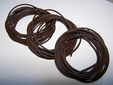 6 m Brown Rig tube to work with carp safety clips ext