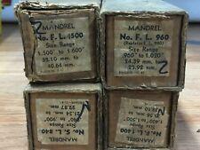 New Lot Of Sunnen Mandrel Nofl 1500 Fl 960 Sl 840 Fl 1400