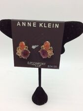 $24 Anne Klein ez clip clip earrings AK506