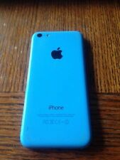 OEM Iphone 5c Blue back housing cover mid frame replacement