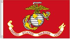 United States US Marine Corps (USMC) 3'x2' Flag