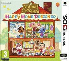 Animal Crossing Happy Home DESIGNER 3ds Game PAL Registered Priority