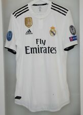 Match worn shirt Real Madrid Champions League Spain national team unwashed Isco