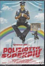 Dvd **POLIZIOTTO SUPERPIU'** con Terence Hill nuovo Region Free 1980