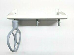 Für SMEG Küchenmaschine kompatibel Regal mit 3 Halter für Knethaken Schneebesen