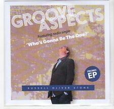 (GF87) Groove Aspects, Who's Gonna Be The One?  EP - 2014 DJ CD