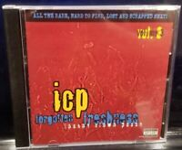 Insane Clown Posse - Forgotten Freshness 3 CD 1st Press 2002 twiztid eminem icp