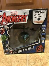 WorldTech 33307 Marvel Black Panther Flying UFO Ball New