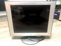 """Sony SDM-HS94P  LCD monitor/ TFT active matrix 19"""""""