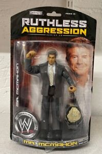 (BOT) Mr McMahon Ruthless Aggression Action Figure - Series 28
