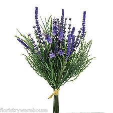 Mixed Artificial Purple Lavender Bundle 27cm/10.5 Inches