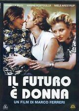 Dvd IL FUTURO E' DONNA - (1984) *** Ornella Muti *** ......NUOVO