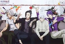 Tokyo Ghoul √a / The Prince of Tennis poster promo anime official