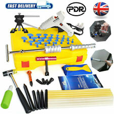 46x PDR Tools Paintless Dent Repair Puller Lifter Ding Hammer Damage Removal Kit