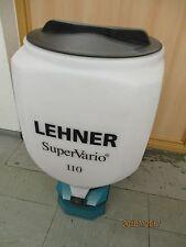 LEHNER Super Vario 110 Streuer Düngerstreuer 12 Volt NEU