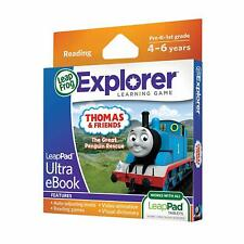 LeapFrog Game - Thomas & Friends The Great Penguin Rescue - LeapPad eBook 4-6y