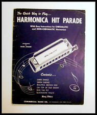 "For The Serious Collector 1953 ""Harmonica Hit Parade"" Song Book ."