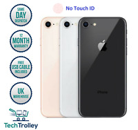 Apple iPhone 8 No Touch ID 64GB 128GB 256GB Unlocked GSM 4G