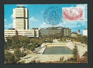 KD21 -57e Congrés de la Fédération des Sociétés Philatéliques - 9 juin 1984