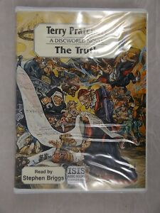 Terry Pratchett - The Truth Audio Book Cassette Tapes Unabridged Isis