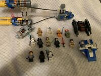 rare lego star wars minifigures Lot And Sets