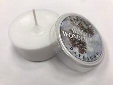Kringle Candle Company Winter Wonderland Daylight 1.25 oz Wax Candle