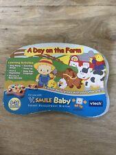 Un día en la granja V Smile Baby Vtech Nuevo