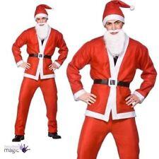 Weihnachtsmann Herren-Kostüme & -Verkleidungen im Anzug-Stil