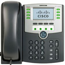 Cisco SPA509G telefono voip ip 12 Lineas 2 Port Switch POE y LCD  UNLOCKED