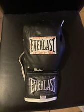 Signed Ike Quartey Fight Used Glove Worn Vs. Phillips 1/1 JSA COA Boxing Auto