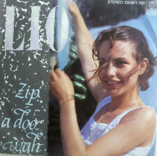 """7"""" 1983 FRENCH KULT IN MINT- ! LIO : Zip A Doo Wah"""