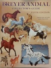 BREYER HORSE VALUE GUIDE COLLECTOR'S BOOK 464 PAGES Largest copy ever Printed
