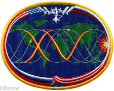 International Space Station - Expedition 15 - Embroidered Patch 11.5cm x 9cm