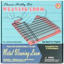 Weaving Loom Retro Craft Kit-RETK04