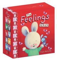 NEW The Feelings Series 10 Books Library Kids Emotional Feelings Educational Set